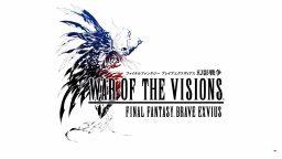 War of the Visions: Final Fantasy Brave Exvius disponibile oggi