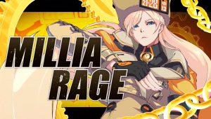Guilty Gear Strive: Millia Rage e Zato-1 in un nuovo trailer