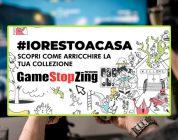 #Iorestoacasa, arrivano gli sconti di GameStopZing