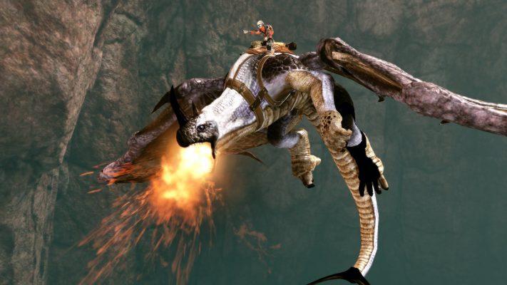 Panzer Dragoon Remake disponibile da oggi per Nintendo Switch
