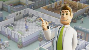 Two Point Hospital immagine in evidenza