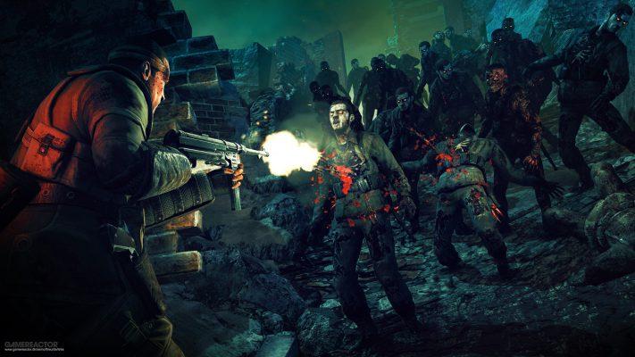 Zombie Army Trilogy per Nintendo Switch ha una data d'uscita