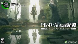 NieR Automata Xbox Game Pass