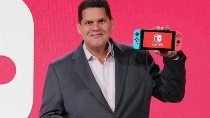 Reggie GameStop