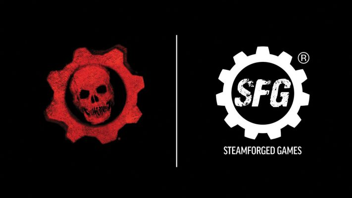 Gears of War Card Game