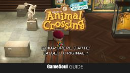 Animal Crossing quadri falsi guida