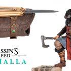 Lama celata ed Eivor, ecco i nuovi Ubicollectibles di Assassin's Creed Valhalla