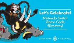 Cuphead gratis su Switch: studio MDHR regala codici per celebrare l'anniversario