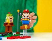 Data di lancio per LEGO Super Mario