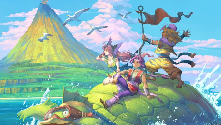 Trials of Mana disponibile su Nintendo Switch, PlayStation 4 e PC
