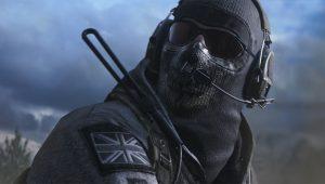 Call of Duty Modern Warfare 2 Remastered Ghost