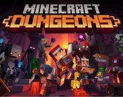 Minecraft Dungeons data