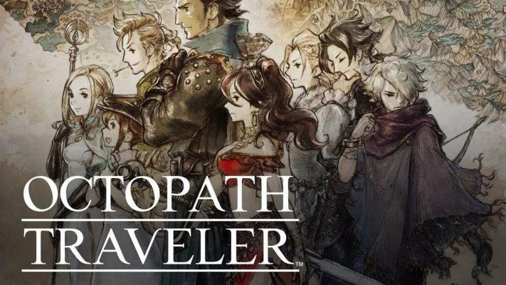 Octopath Traveler Stadia