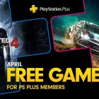 PlayStation Plus aprile