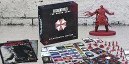 resident evil 3 boardgame