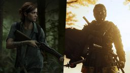 The Last of Us Ghost of Tsushima