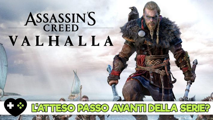 Assassin's Creed Valhalla: Aperti i pre-order su Amazon.it