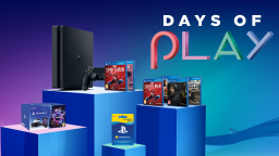 Days of Play: tutte le offerte PlayStation da GameStopZing