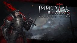 Immortal Realms: Vampire Wars in arrivo ad agosto