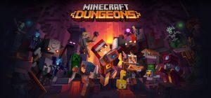 Minecraft Dungeons immagine in evidenza