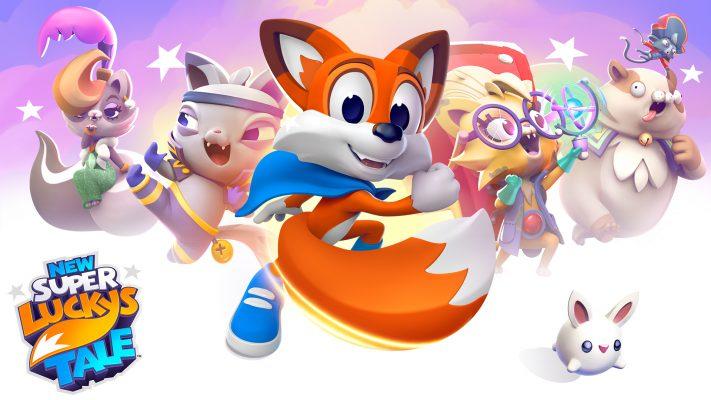 New Super Lucky's Tale annunciato per PS4 e Xbox One