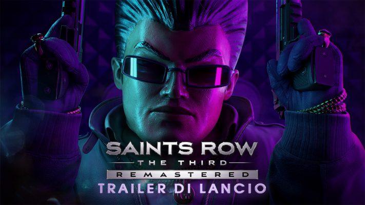 Saints Row: The Third Remastered è disponibile su PC e console