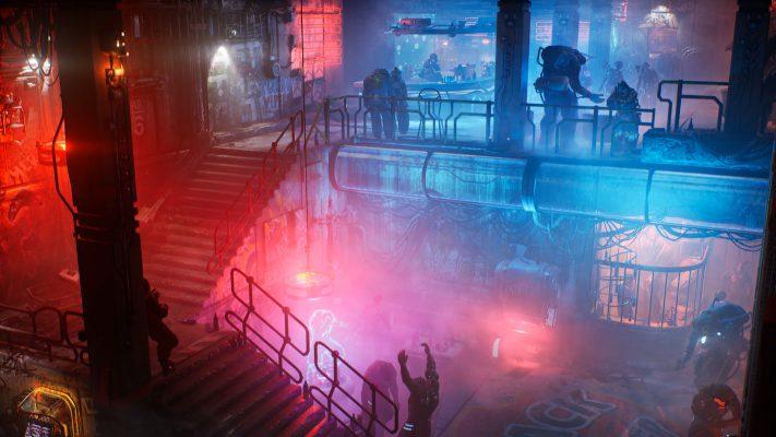 L'RPG cyberpunk The Ascent annunciato per Xbox Series X