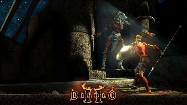 Diablo 2 Remastered