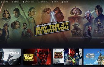 Disney+ aggiunge nuovi avatar per celebrare Star Wars