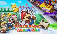Paper Mario: The Origami King – News