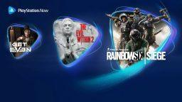 PlayStation Now maggio