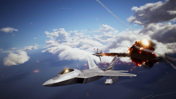 Ace Combat 7 2 milioni