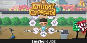 Animal Crossing: New Horizons – Come sbloccare le emozioni