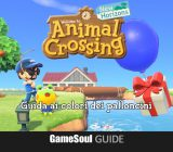 Animal Crossing New Horizons Palloncini
