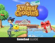 Animal Crossing New Horizons Palloncini