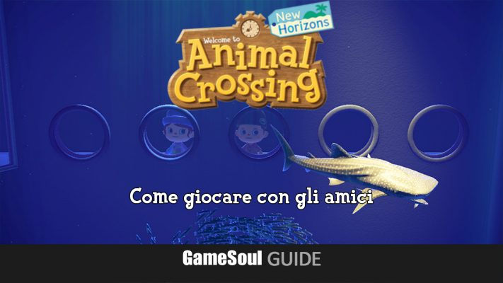 Animal Crossing: New Horizons – Come giocare online