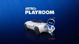 Astro's Playroom arriverà pre-installato con ogni PS5