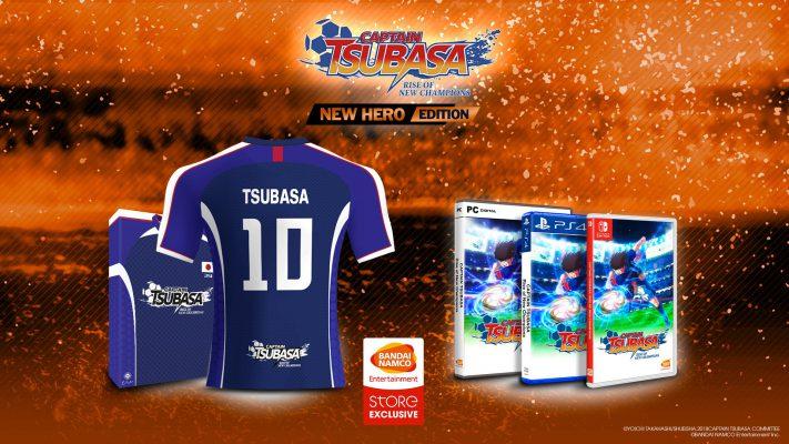 Captain Tsubasa: Rise of New Champions, annunciata la New Hero Edition