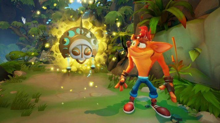 Crash Bandicoot 4: It's About Time livelli
