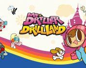 Mr. DRILLER DrillLand disponibile da oggi per Nintendo Switch
