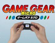 SEGA annuncia il Game Gear Micro