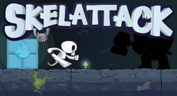 Il platform action 2D Skeleattack è disponibile per console e PC