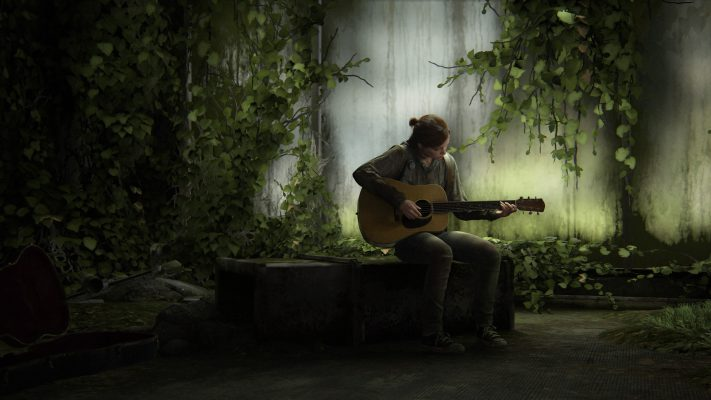 Naughty Dog non ha in programma DLC per The Last of Us Part II