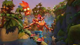 Crash Bandicoot 4: It's About Time, nuova maschera in azione