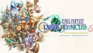 Square Enix annuncia Final Fantasy Crystal Chronicles Remastered Edition Lite