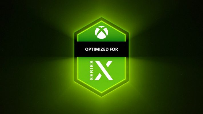 Optimized Xbox Series X
