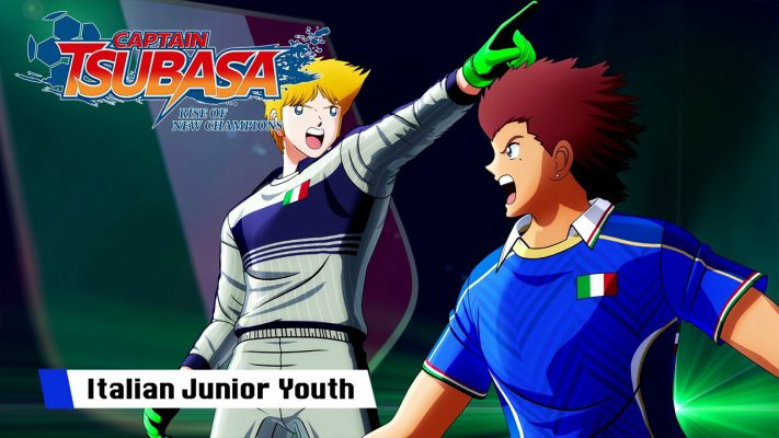 Captain Tsubasa: Rise of New Champions Italia