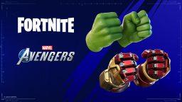 Marvel's Avengers x Fortnite: su PS4 e Xbox One un piccone esclusivo completando la beta