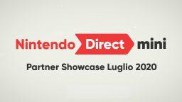Nintendo Direct Mini 20 luglio 2020