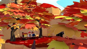 Paper Mario: The Origami King open world